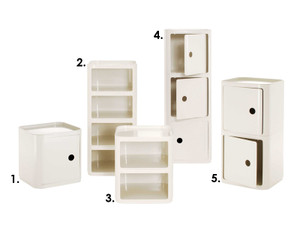 View Kartell Componibili Square Storage