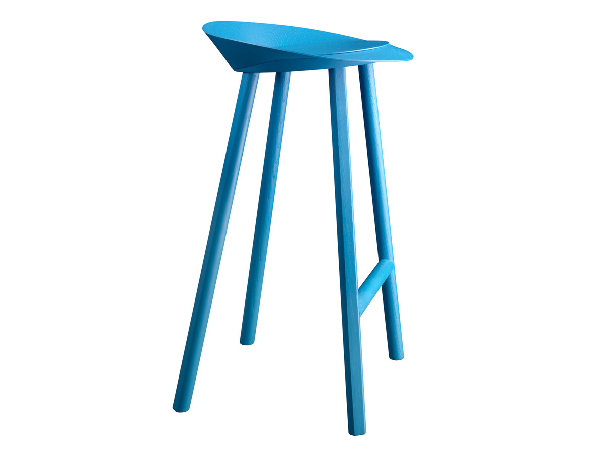 blue bar stools buy the e15 st10 jean bar stool at nest co uk 29684