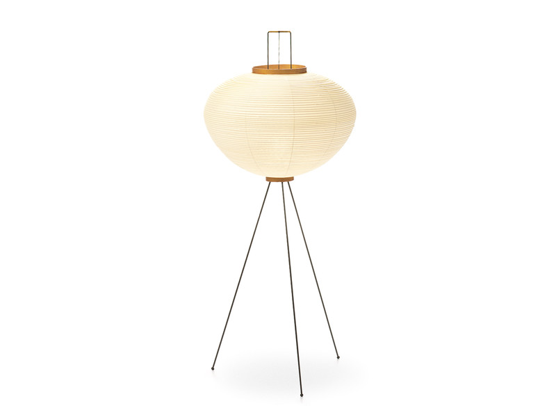 Buy the vitra akari 10a floor lamp at nest vitra akari 10a floor lamp mozeypictures Choice Image