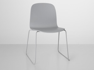 View Muuto Visu Chair Wire Base