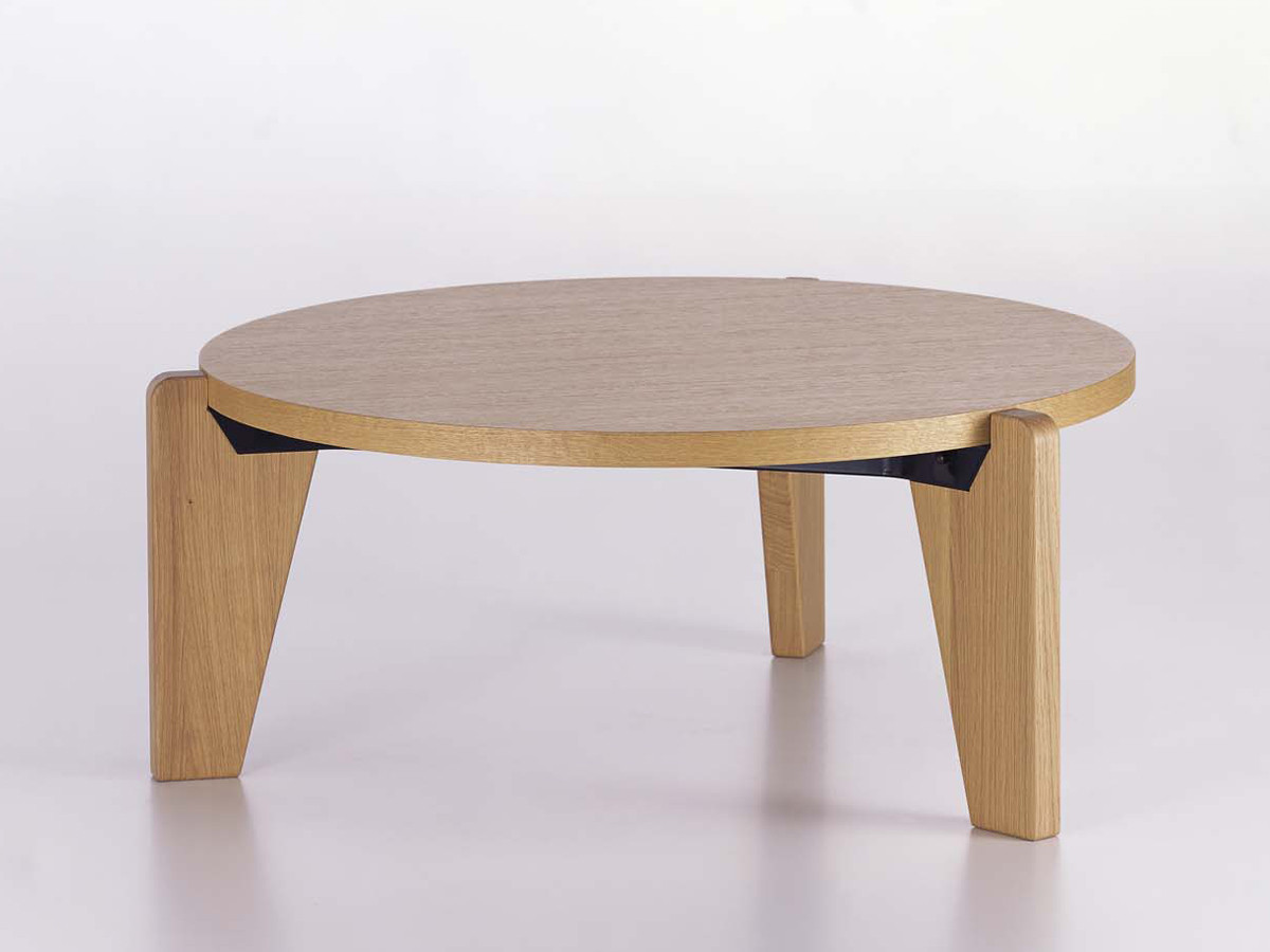 buy the vitra gueridon bas coffee table at. Black Bedroom Furniture Sets. Home Design Ideas