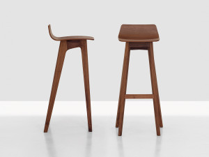 Buy The Zeitraum Morph Bar Stool At Nest Co Uk