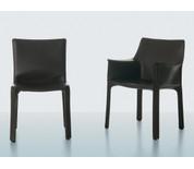 Cassina 412 Cab Chair
