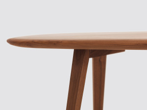 Zeitraum Twist Stone Coffee Table