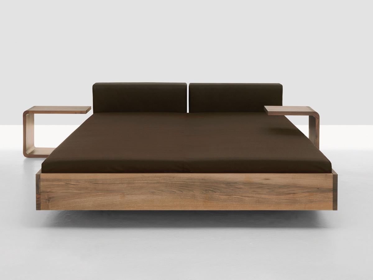 Buy the zeitraum doze bed at for Bett scandinavian design