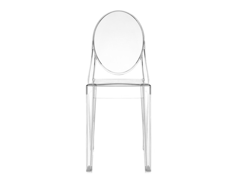 Buy the kartell victoria ghost chair at nest