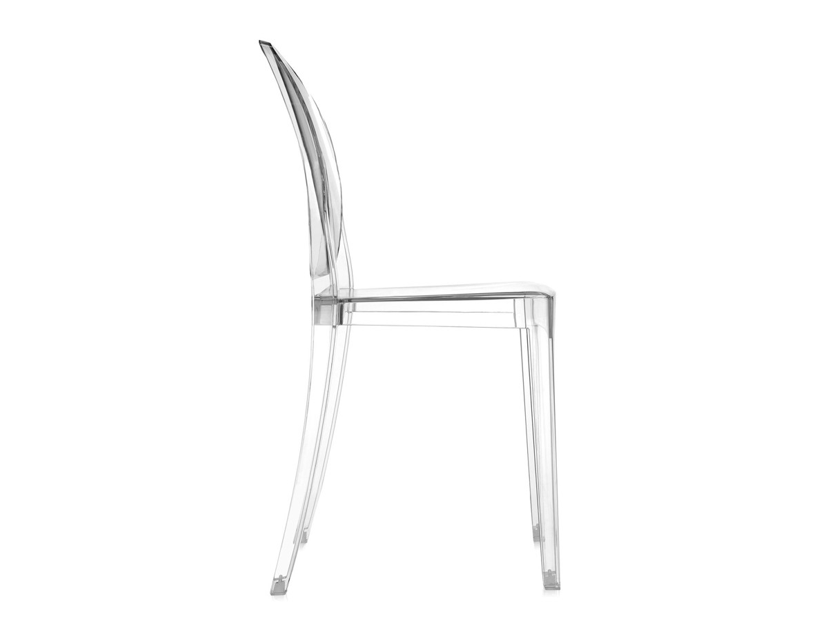 Unfitted Kitchen Furniture Philippe Starck Kartell Victoria Ghost Chair Home Design