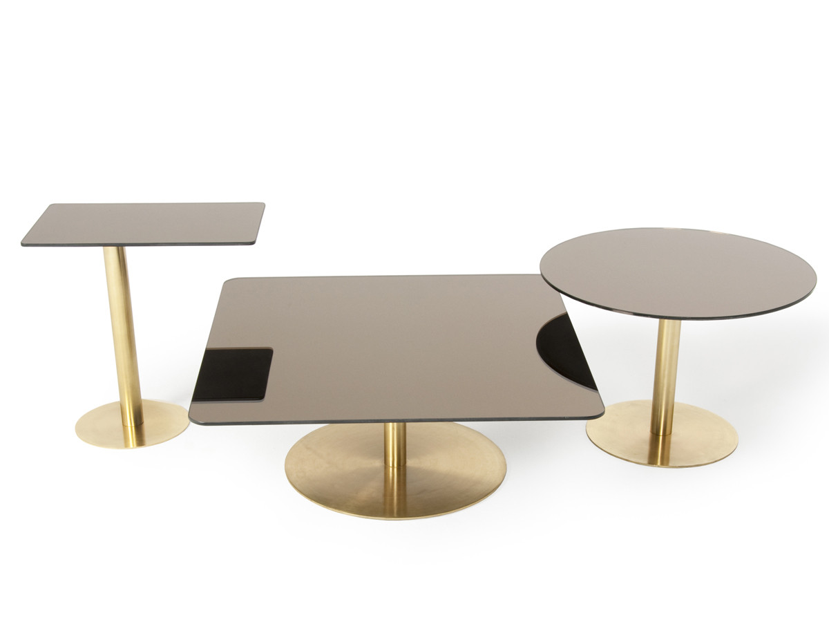 Buy the Tom Dixon Flash Circle Table at Nest.co.uk
