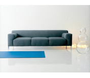 Zanotta 1323 Greg Three Seater Sofa