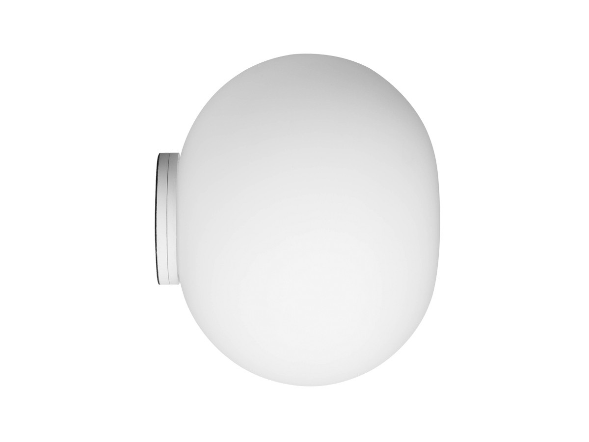 Buy the Flos Glo-Ball Zero Ceiling/Wall Light at Nest.co.uk
