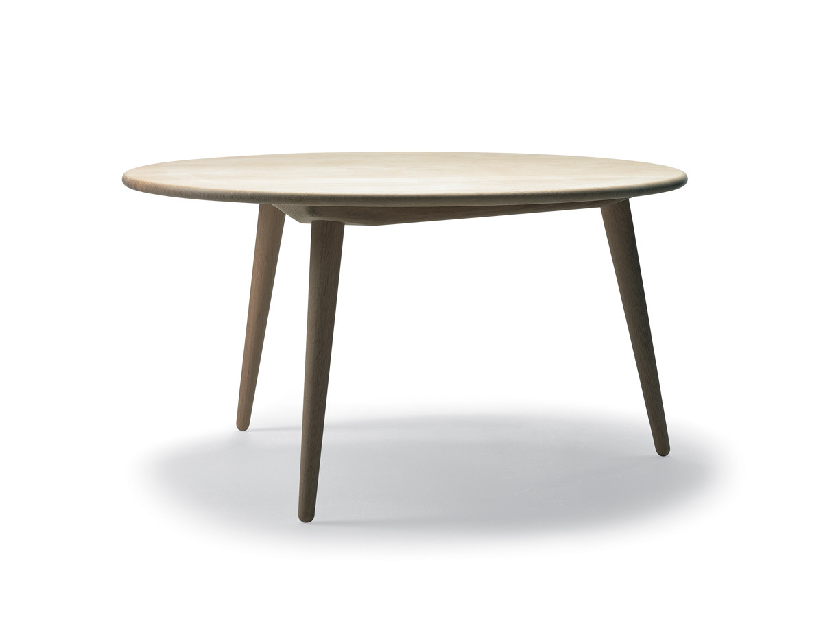The Carl Hansen CH008 Coffee Table Delivers Simplicity With Elegance . Full resolution  image, nominally Width 1200 Height 900 pixels, image with #7A6951.