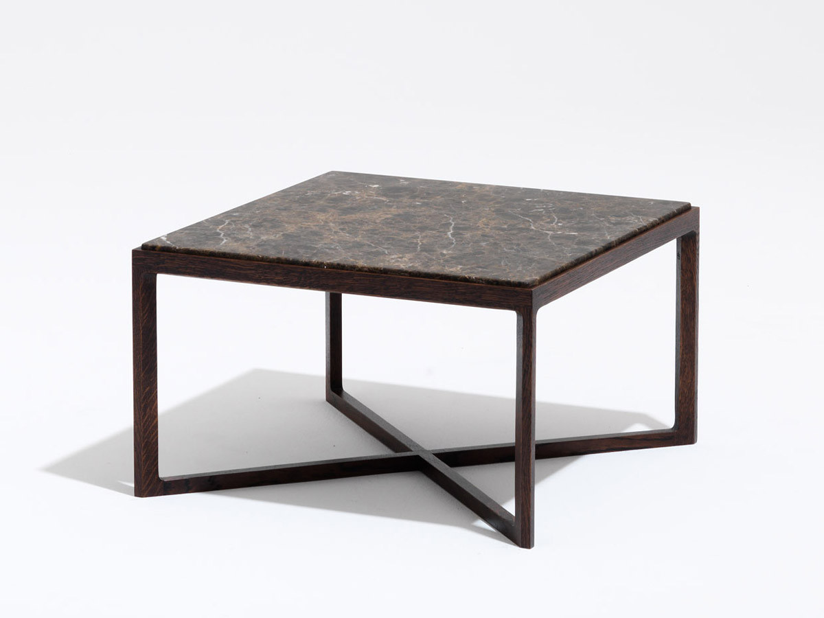 buy the knoll studio knoll marc krusin end table at nest co uk