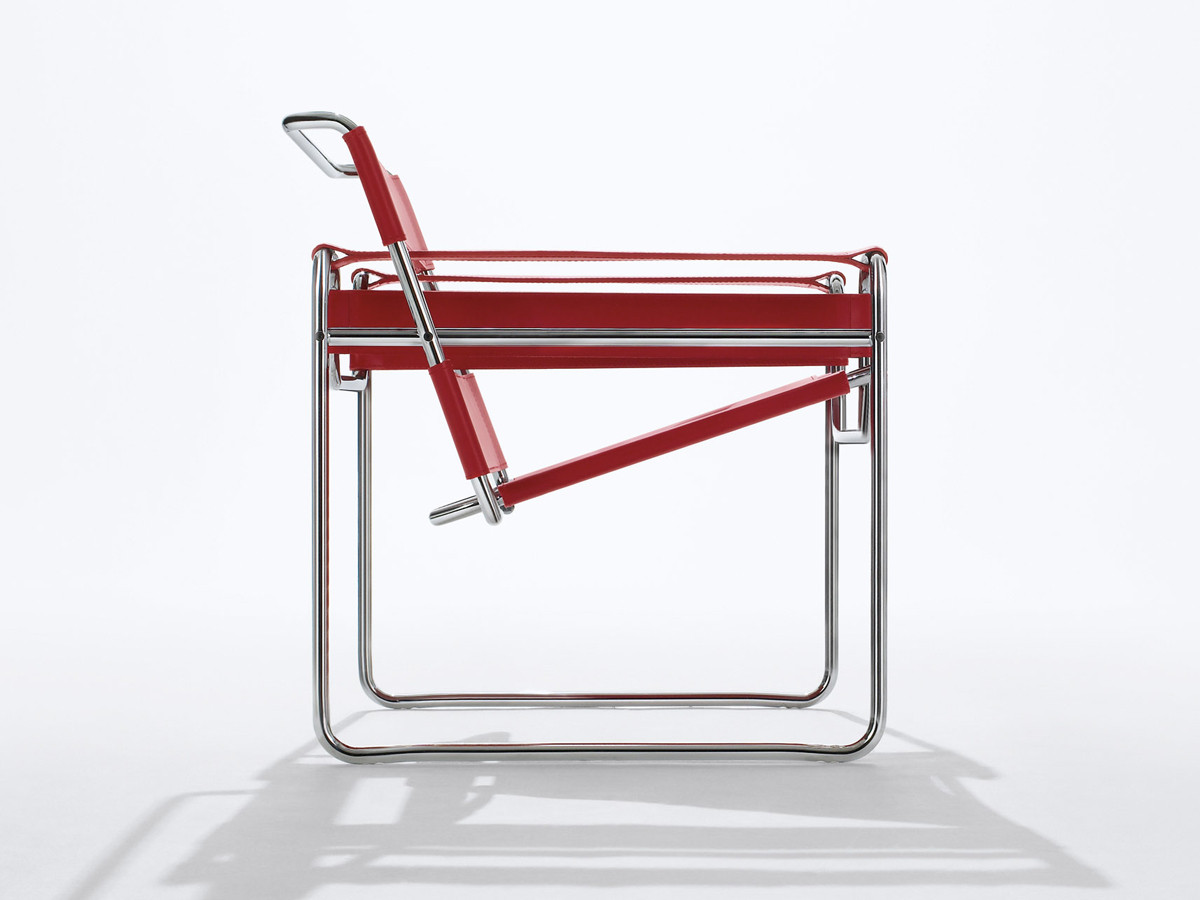 Wassily Chair buy the knoll studio knoll wassily lounge chair at nest co uk