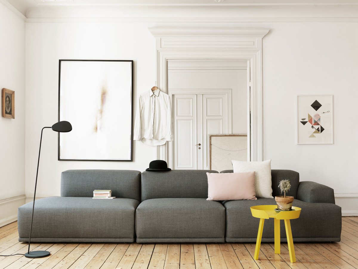 buy the muuto connect modular sofa at. Black Bedroom Furniture Sets. Home Design Ideas