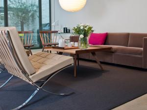 Knoll Nakashima Splay-Leg Coffee Table