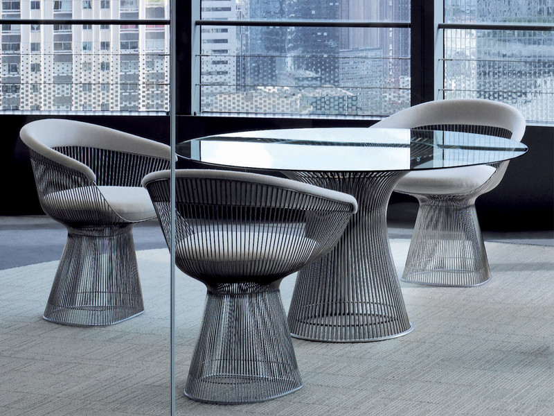 4706f25772d0 Buy the Knoll Studio Knoll Platner Dining Table at Nest.co.uk