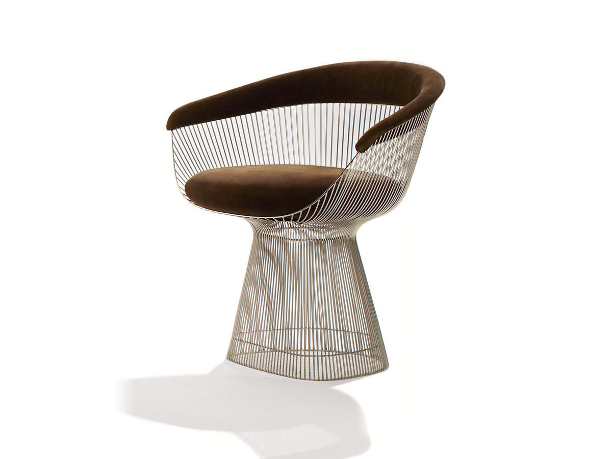 Platner Chair buy the knoll studio knoll platner side chair at nest.co.uk