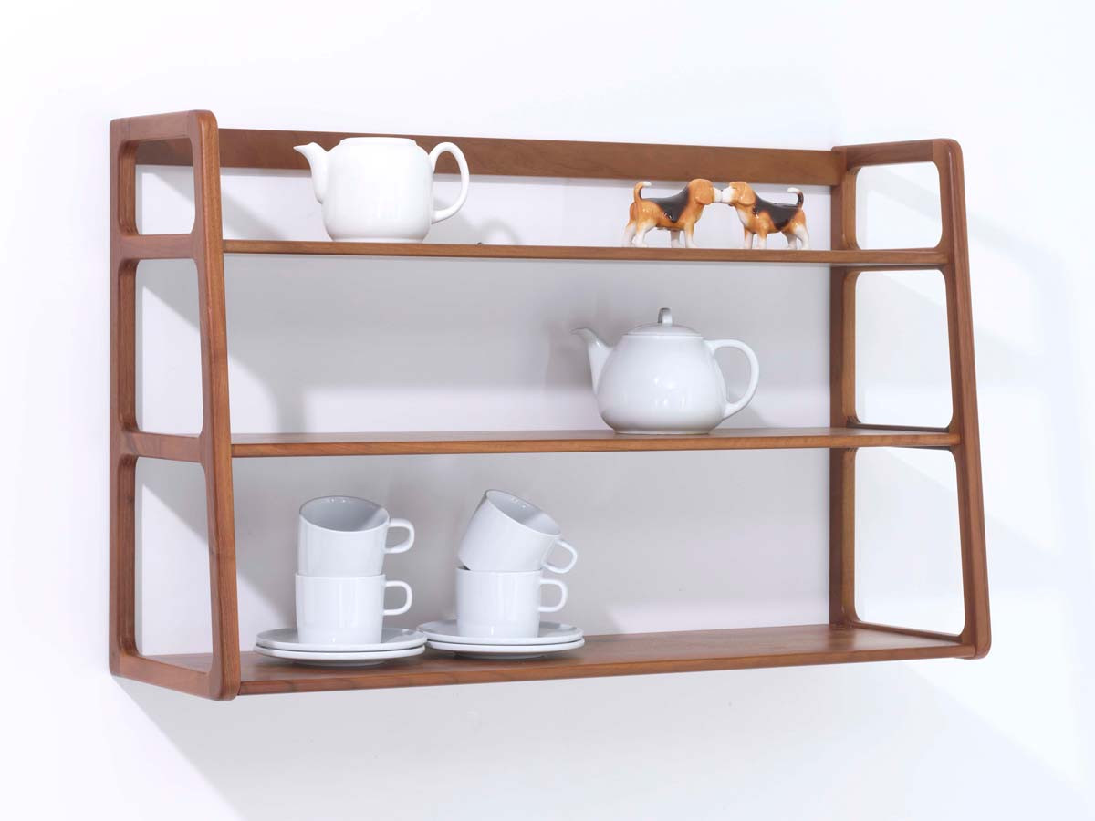 wall mounted bookshelves buy the scp agnes wall mounted shelves at nest co uk 31614