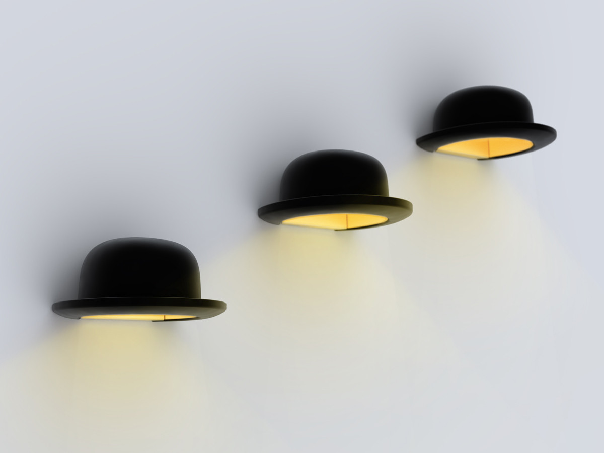Buy The Innermost Jeeves Wall Lamp At Nestcouk
