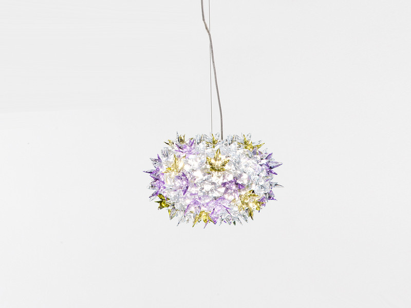 Kartell bloom hanging lamp bloom ss with kartell bloom simple