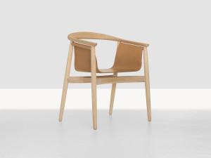 Zeitraum Pelle Chair