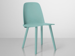 Muuto Nerd Chair Lacquered Ash