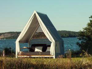 Kettal Cottage Daybed