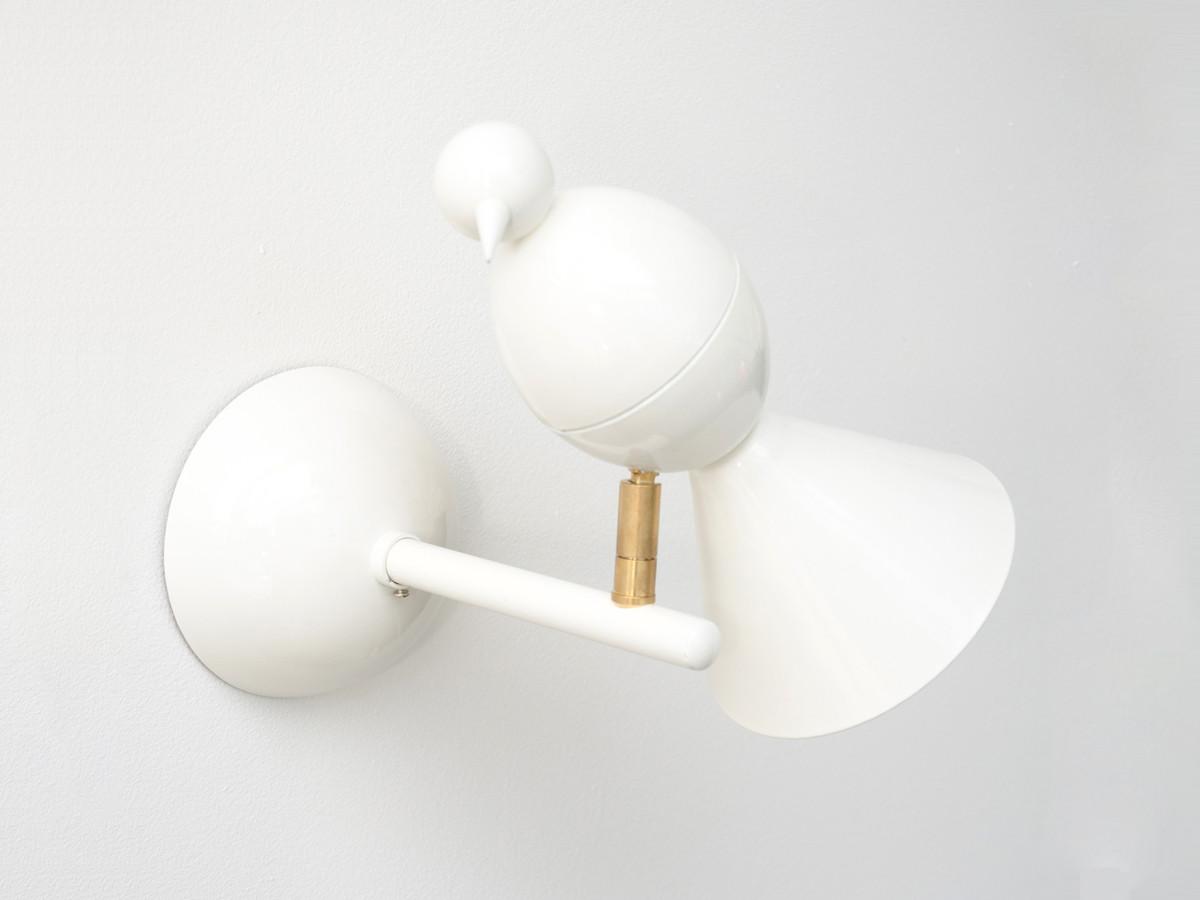 Beautiful ... Atelier Areti Alouette Wall Lamp. 123 Photo
