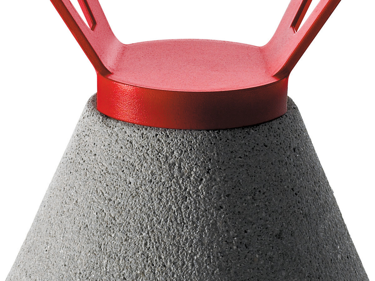 Buy the magis chair one concrete base at - Konstantin grcic chair one ...