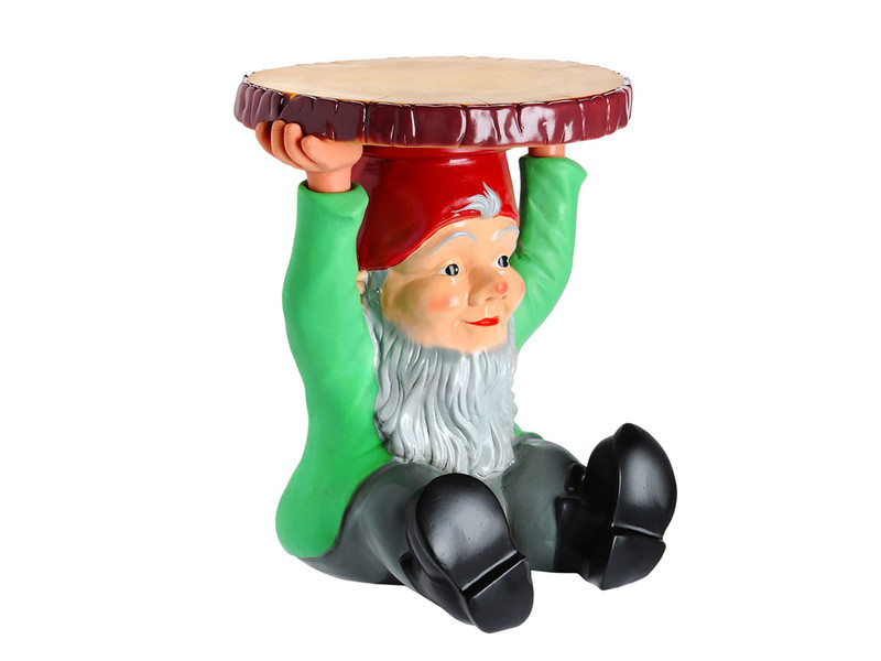 Marvelous Kartell Attila Gnome Stool