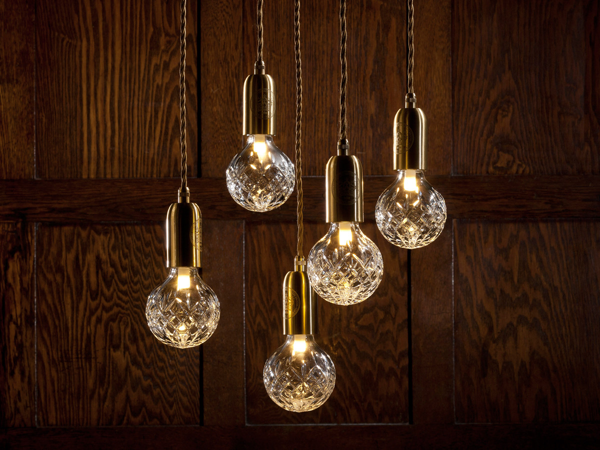 Buy the lee broom crystal bulb chandelier at nest 12345 aloadofball Choice Image