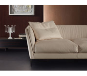 Poltrona Frau Bretagne Three Seater Sofa