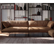 Poltrona Frau John-John Three Seater Sofa