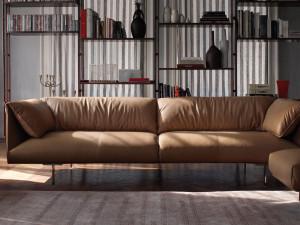 Poltrona Frau John-John Three Seater Sofa