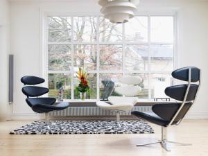 Erik Jorgensen EJ 5 Corona Chair