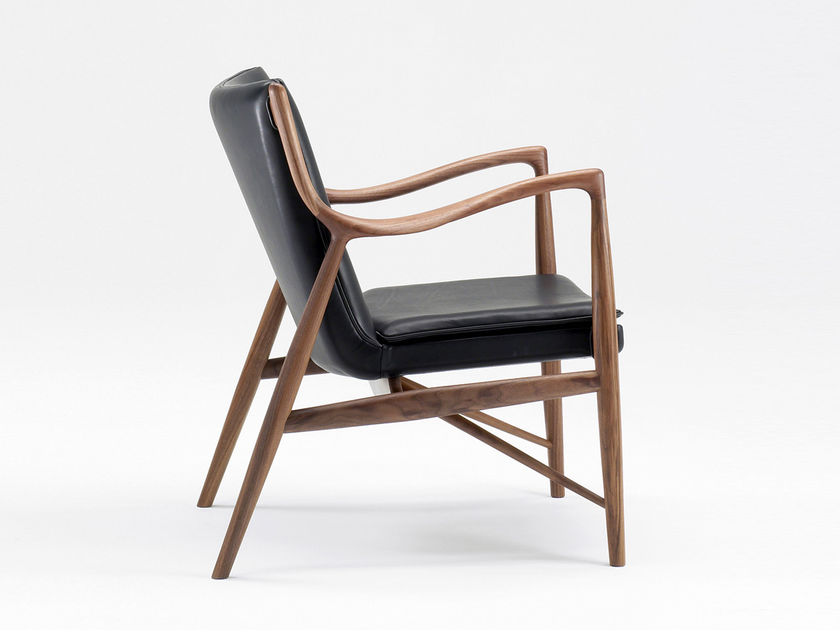 ... Finn Juhl 45 Armchair. 123456 & Buy the House of Finn Juhl 45 Armchair at Nest.co.uk