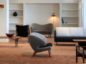 House of Finn Juhl 46 Sofa