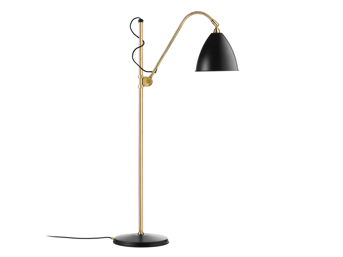 Buy the Gubi BestLite BL3M Floor Lamp Brass at Nest.co.uk
