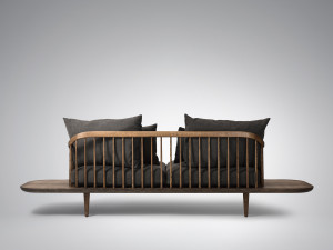 &Tradition FLY Sofa with Side Tables SC3