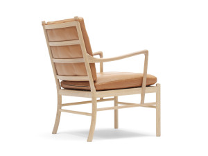 Carl Hansen OW149 Colonial Chair White Oiled Oak