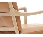 Carl Hansen OW149 Colonial Chair White Oiled Oak