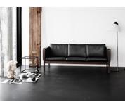 Carl Hansen CH163 Three Seater Sofa