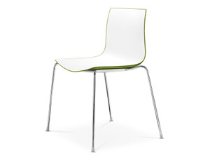 Arper Catifa 46 Chair Four Leg Base