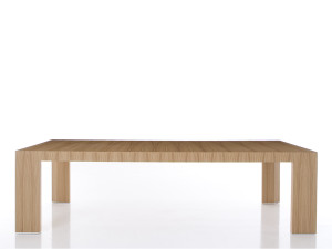 Cassina 370 El Dom Dining Table Natural Oak