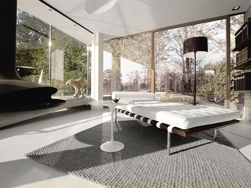Buy The Knoll Studio Knoll Barcelona Day Bed At Nest Co Uk