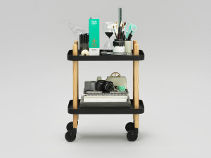 Normann Copenhagen Block Side Table