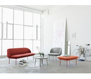 Muuto Oslo Three Seater Sofa