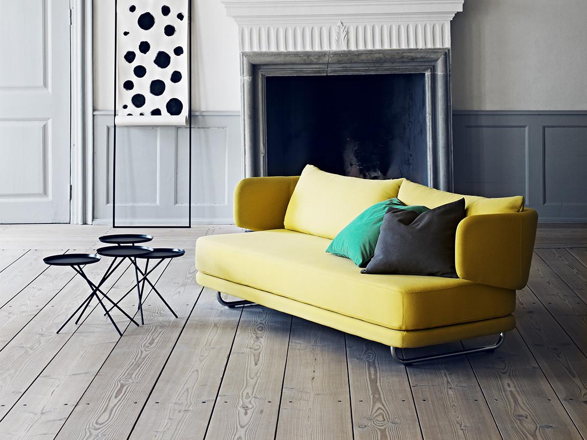 buy the softline jasper sofa bed at. Black Bedroom Furniture Sets. Home Design Ideas