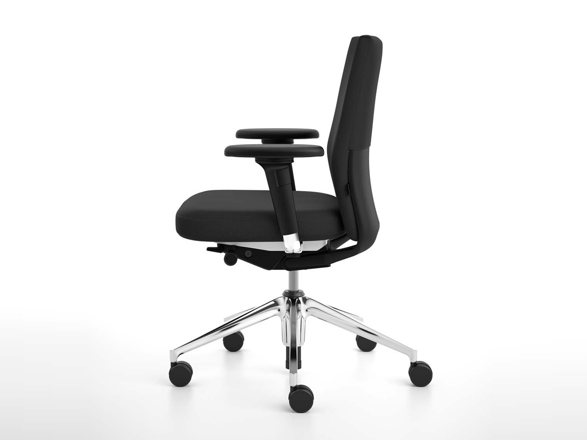 buy the vitra id soft office chair at. Black Bedroom Furniture Sets. Home Design Ideas