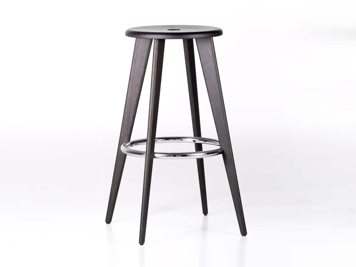 buy the vitra tabouret haut bar stool at. Black Bedroom Furniture Sets. Home Design Ideas